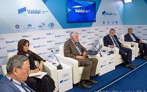 Третий Российско-иранский диалог в Валдайском клубе