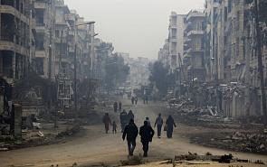 Переговоры в Астане и проблемы сирийского урегулирования