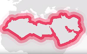 Видеоинфографика: Политика на Ближнем Востоке