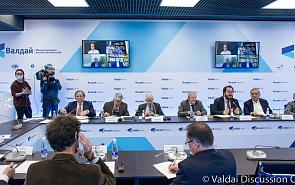 Открытие и первая сессия Ближневосточной конференции клуба «Валдай»