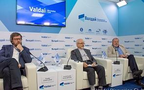 Пресс-конференция по итогам III Российско-иранского диалога