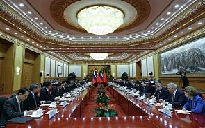Россия и Китай: новый уровень партнёрства?