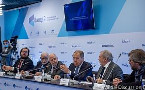 Россия на Ближнем Востоке. Cпецсессия Ближневосточной конференции