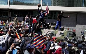 Что может спасти Боливию от гражданской войны?