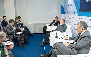 Экспертная дискуссия «Сотрудничество Китая и России в новых международных условиях»
