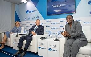 Фотогалерея: Экспертная дискуссия «Россия – Африка: что дальше? Второе дыхание российско-африканских отношений»