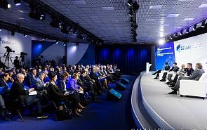 Фотогалерея: Открытие XVI Ежегодного заседания и первая сессия: презентация ежегодного доклада Международного дискуссионного Клуба «Валдай»