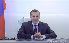 Трутнев: дополнительные доходы от преференциальных зон ДФО составили 43 млрд рублей