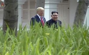 Большая ядерная игра КНДР и США. Когда будет объявлено: «Война окончена, всем спасибо»?