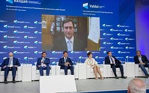 Открытие Центральноазиатской конференции и первая сессия «Россия и Центральная Азия после пандемии: как мы прошли стресс-тест?»