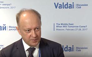 Андрей Кортунов: Россия может сыграть уникальную роль в урегулировании израильско-палестинского конфликта