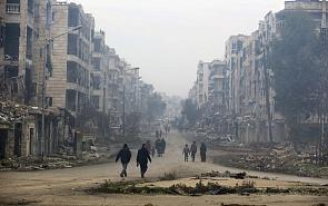 Восстановление Сирии. С чего начать?