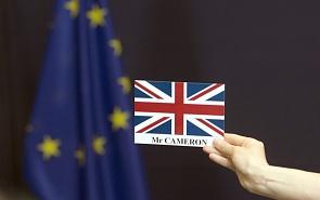 Международные последствия референдума о выходе Британии из ЕС