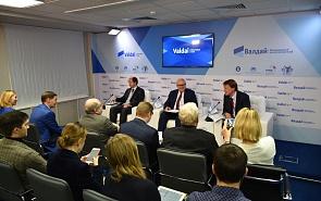 Дискуссия, посвящённая приоритетам России в качестве председателя в БРИКС в 2020 году