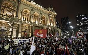 Выборы в Бразилии: налево, направо, кругом?