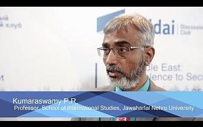 П.Р.Кумарасвами: Влияние США на Ближнем Востоке ослабевает