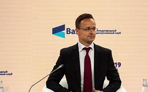 Венгрия заявила о необходимости пересмотра антироссийских санкций