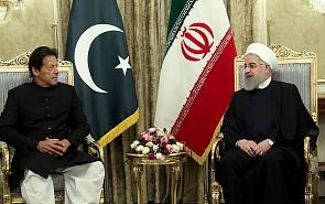 Иран и Пакистан: расширяя торговые связи и противодействуя терроризму