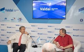 Встреча с кандидатом на пост генерального секретаря ООН Антониу Гутеррешем