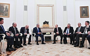 Срочный визит. Зачем Нетаньяху прилетал в Россию?