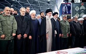 Иран будет добиваться ухода американцев из региона