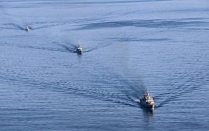 Кто бросит вызов господству США на морском театре?