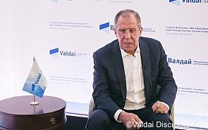 Антироссийская истерия в США отражает внутриполитическую борьбу – Сергей Лавров для клуба «Валдай»