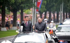Путешествие из Китая в КНДР. Каковы итоги последней встречи Си и Кима?