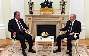 Таджикско-российское сотрудничество по поддержанию стабильности в Центральной Азии: общие угрозы безопасности и векторы взаимодействия