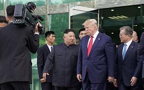 Кому выгодна нынешняя ситуация на Корейском полуострове?