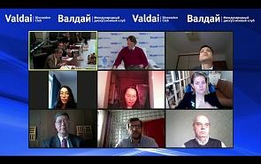 Движущие силы в российско-китайских отношениях. Совместная конференция клуба «Валдай» и Центра по изучению России