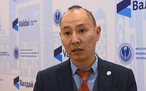 Адиль Каукенов о вызовах «Пояса и пути» для Центральной Азии