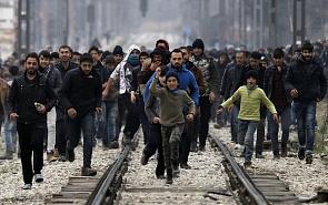Убежать от войны. Сирия как эскиз нового мирового (бес)порядка