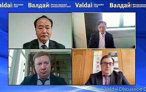 Фотогалерея: Онлайн-конференция «Как будут развиваться экономические отношения между США, Россией и Китаем при новой американской администрации?»