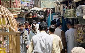 Дискуссия клуба «Валдай» и ORF «Афганистан под властью талибов: взгляд из России и Индии»