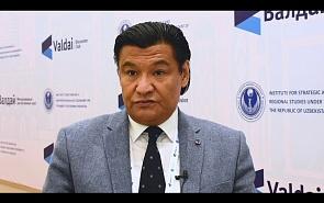 Кубатбек Рахимов о стоящих перед Киргизией вызовах
