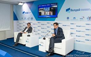 Фотогалерея: Онлайн-конференция «Новый евразийский мультилатерализм: ответ Китая и России»