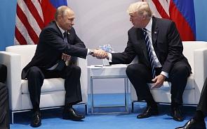 2017: потерянный год для отношений США и России