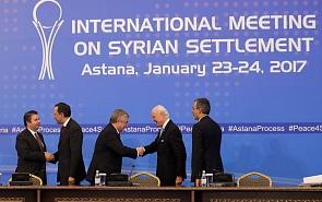 Яшар Якыш: Переговоры по Сирии состоялись – это уже большой успех
