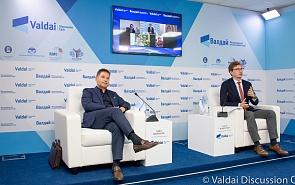 Фотогалерея: презентация Валдайского доклада «Легитимность и политическое лидерство в новую эпоху»