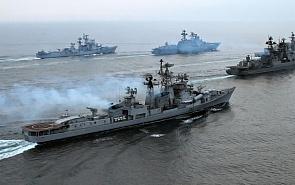 Военно-морские учения в Индийском океане: ложка дёгтя для Индии