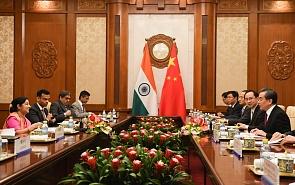 Эксперты рассказали о значении отношений Китая и Индии для ШОС