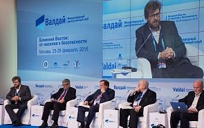Конференция «Ближний Восток: от насилия к безопасности». Сессия 7