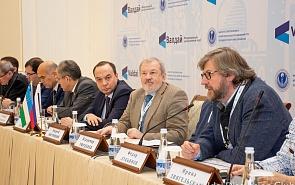 Фотогалерея: Двусторонняя сессия «Россия – Узбекистан»