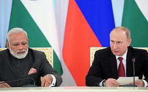 С-400 и не только. Чего ожидать от российско-индийского саммита?