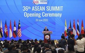 Дипломатия азиатского оленька: АСЕАН в эпоху «новой биполярности»