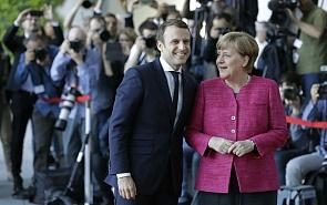 Макрон преуспеет на международной арене, если укрепит экономику Франции