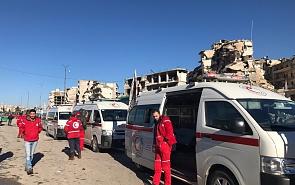 Борьба с COVID-19 в условиях конфликта: опыт Сирии. Круглый стол онлайн