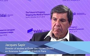Жак Сапир о выборах в США, популизме и разочаровании