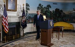 Тарифы и иранская ядерная сделка: Трамп готовится к новой войне на Ближнем Востоке?